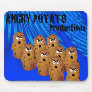 Angry Potato Mouse Pad 01