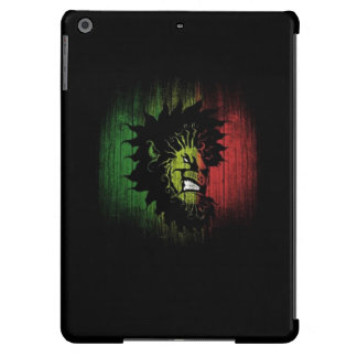 Angry Reggae Lion Case For iPad Air