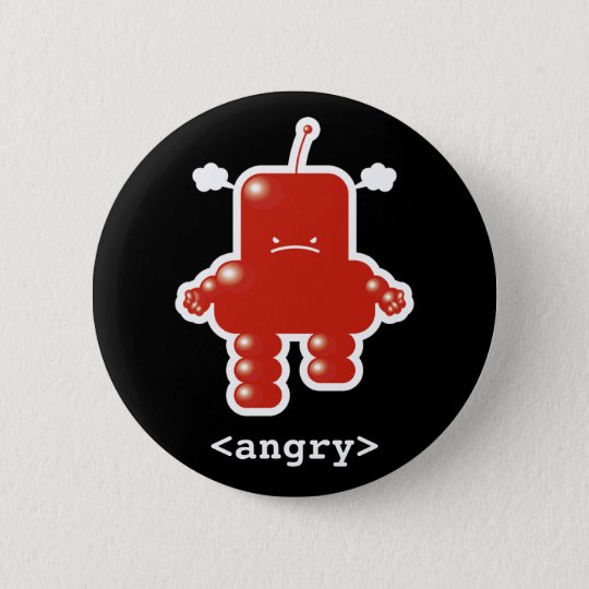 Angry Robot Button