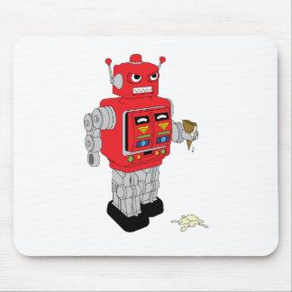 Angry Robot Mouse Pad
