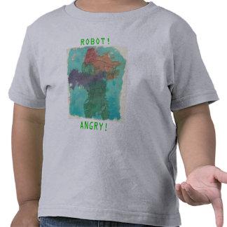 Angry Robot Tshirt