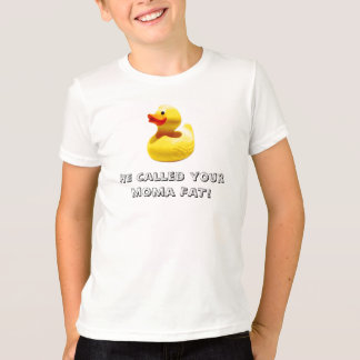 Angry Rubber Ducky T-Shirt