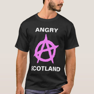 Angry Scotland T-Shirt