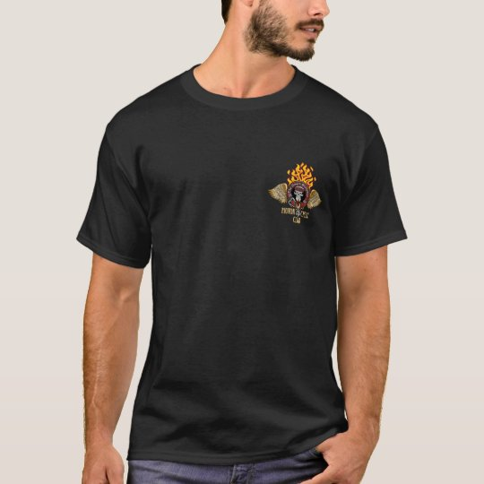 Angry Scotsman Motorcycle Club T-Shirt