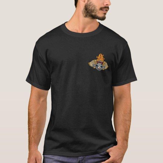 Angry Scotsman Tattoo T-Shirt