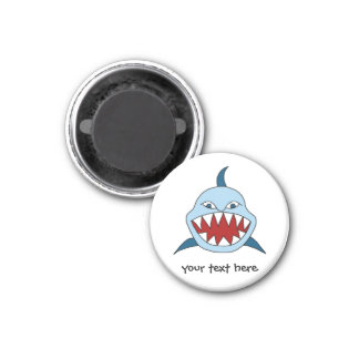 Angry Shark Magnet