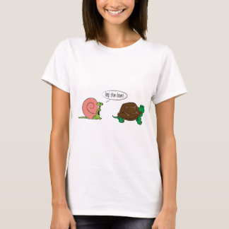 Angry Snail T-Shirt