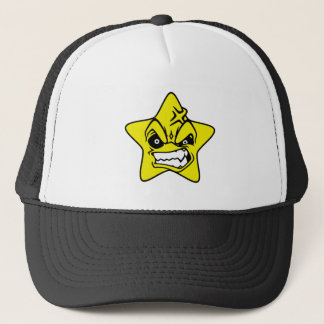 Angry Star Hat