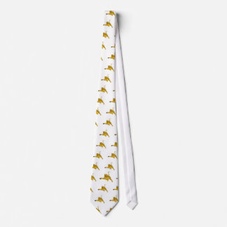 Angry Tiger Tie