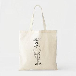 Angry? Tote Bag