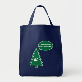 Angry Tree Bag