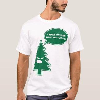 Angry Tree (crisp) T-Shirt