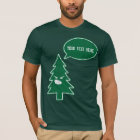 Angry Tree (vintage blank) T-Shirt