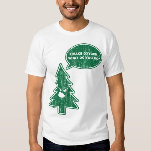Angry Tree (vintage) Shirt