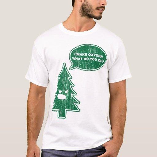 Angry Tree (vintage) T-Shirt