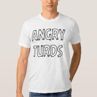 Angry Turds Shirt. Tshirts