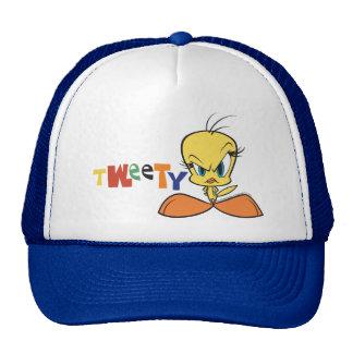 Angry Tweety Cap