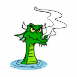Angry Water Dragon