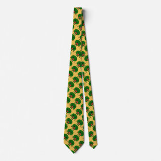 Angry Watermelon Tie