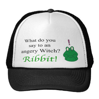 Angry Witch hat