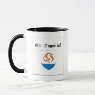 Anguilla, Caribbean T-Shirt And Etc Mug
