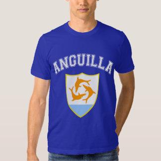 Anguilla Caribbean Tee Shirt