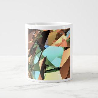 Angular Collage Jumbo Mug