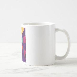 Angular Perception Basic White Mug