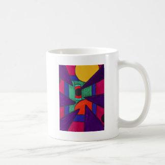 Angular Perception Coffee Mug