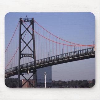 Angus L Macdonald Bridge, Halifax, Nova 2 Mouse Mat