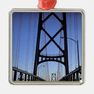 Angus L Macdonald Bridge, Halifax, Nova Christmas Ornament