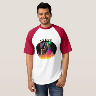 Angus Let there be Guitar T-Shirt