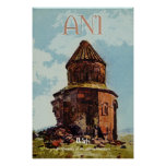 Ani, Ancient City of Armenia Print