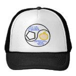 Ani Ida Con 2011 Trucker Hat