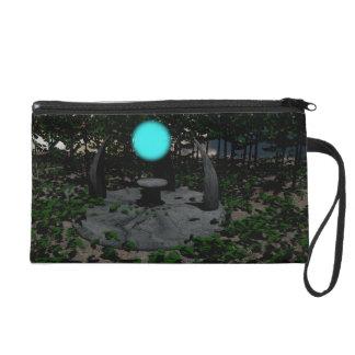 anicent altar wristlet purse