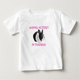 ANIMAL ACTIVIST Kids t shirt