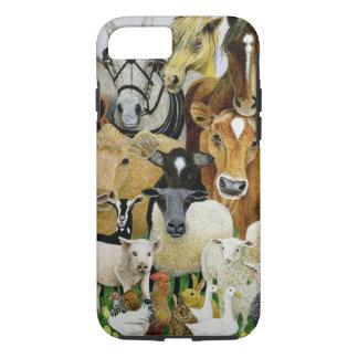 Animal Allsorts iPhone 8/7 Case