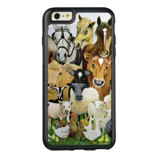 Animal Allsorts OtterBox iPhone 6/6s Plus Case