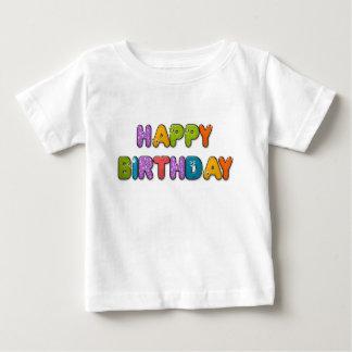 animal alphabet birthday shirt