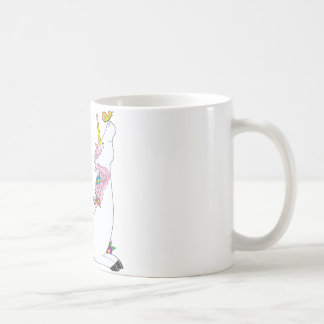 Animal Alphabet Unicorn Coffee Mug