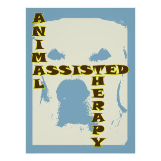 Animal Assisted Therapy Poster