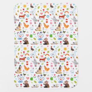 Animal Baby Blanket! Baby Blankets