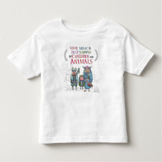 Animal Band Tee