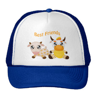 Animal Best Friends Cap