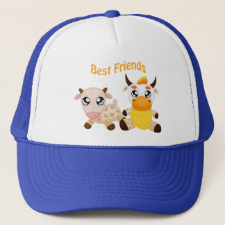 Animal Best Friends Trucker Hat