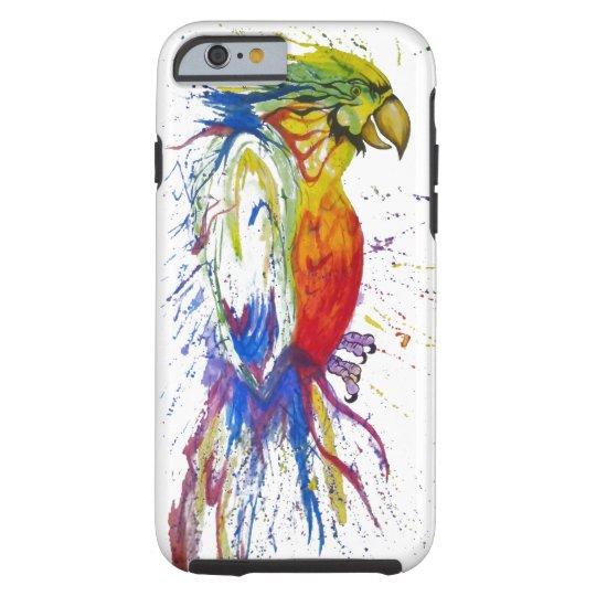 Animal Bird Parrot Tough iPhone 6 Case