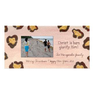 Animal Border Photo Cards