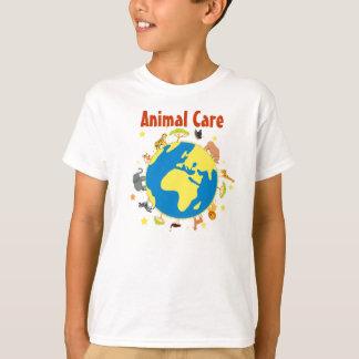 Animal Care T-shirt - Kid's