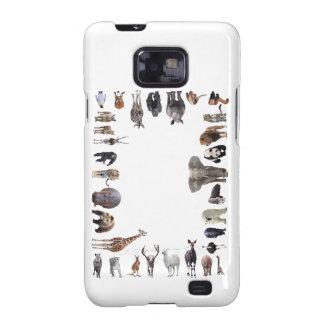Animal Samsung Galaxy S2 Cases