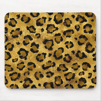 Animal  Cheetah Skin print Mouse Mat